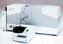 Particle Size Analyzer offers wet and dry measurement.