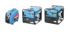High-Power Generators feature impact-resistant design.