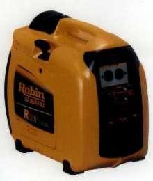 Portable Generators output 1,100 to 4,300 W.