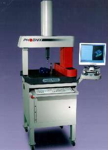 CMM suits small and medium sized parts.