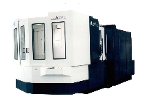 Horizontal Machining Center is for making engines.