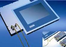 Ethernet Control Panels feature built-in intelligence.