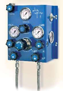 Liquid Changeover System offers continuous gas flow.