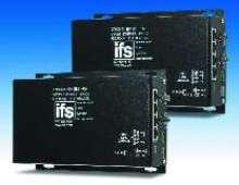 Self-Healing Ethernet Switch ensures 3-level redundancy.