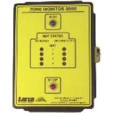 Control Unit monitors safety mats.