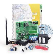 GPRS/GSM Kit offers wireless automation and control.