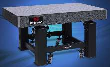 Optical Table offers tuned and broadband dampening.