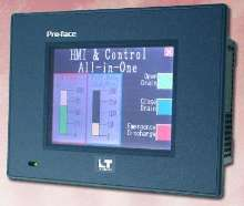 Human Machine Interfaces incorporate logic controllers.