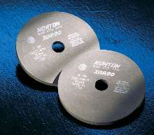 Grinding Wheels combine abrasives with vitreous bond.