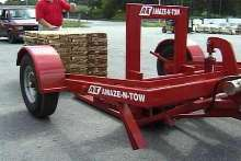 Pallet Carrier handles several times its weight.