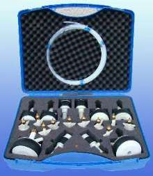 Weld Purging Kit mates with ORB1001 oxygen analyzer.