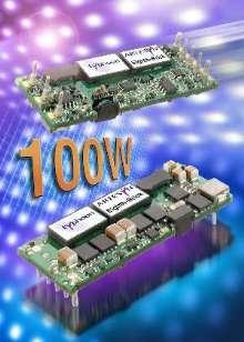 DC/DC Converters suit high-end telecom applications.