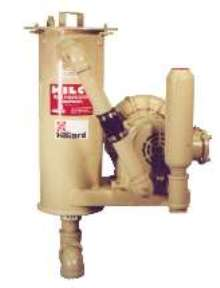 Mist Eliminator provides 99.97% filtration efficiency.