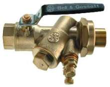 Automatic Flow Limiting Valve adjusts hydronic HVAC systems.