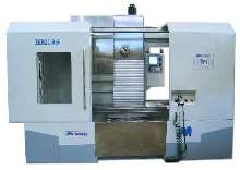 Horizontal Machining Center offers 51 x 35 x 26 in. travel.