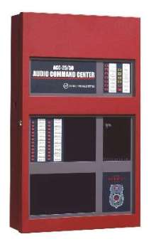 EVAC Panel splits 50 W of audio power to 8 zones.