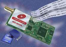 Tri-Band Receiver Module offers personal audio recording.