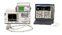 Measuring Receiver System calibrates RF signal generators.
