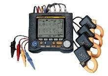 Power Monitor offers voltage range of 150/300/600/1000 V.