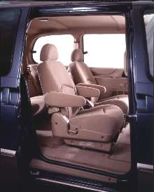 Liquid Adhesive is suited for automotive interior assembly.