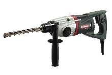 Rotary Hammer produces 0-4,600 blows per minute.