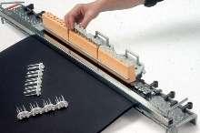 Rivet Strips speed conveyor belt splicing.