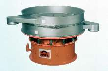 Vibratory Screener efficiently separates, scalps, and sizes.