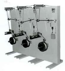 Multi-Spindle Winder offer max line speed of 500 fpm.