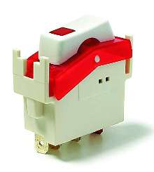 Rocker Switches include integral timing device.