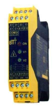 Press Control is classified type IIIC according to EN574.