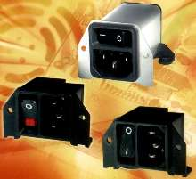 Power Entry Module offers low-profile design.