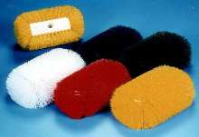 Tank and Kettle Brushes feature nylon or polyester bristles.