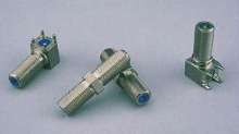 RF Connectors operate from 750 MHz to 1.5 GHz.