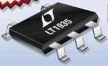 DC/DC Converter suits space-constrained applications.