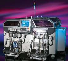 Placement Machine delivers high-volume chip placement.