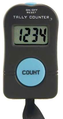 Electronic Counter is suited for inventory control.