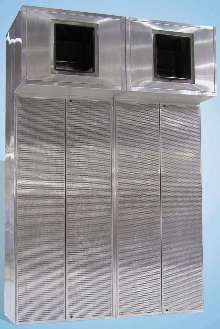 Dust Containment Cabinets maintain cleanrooms.