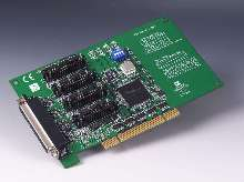 PCI Communication Cards support 3.3 and 5 V signals.