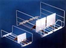 Wire Tray handles large products.