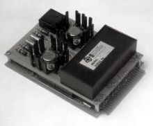 Digital-to-Synchro Converters drive torque receivers.