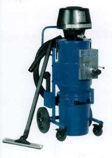 Vacuum Systems are powered by compressed air.