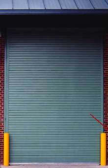 Labeled Fire Doors protect property and life.