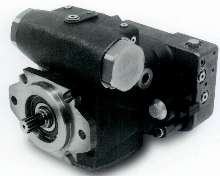 Axial Piston Hydraulic Pumps include electronic control.