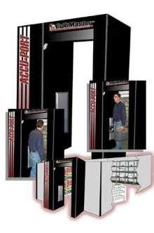 RFID System automates storeroom/crib management.