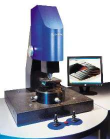Interferometer delivers high-precision 3D topography.