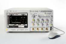 Oscilloscopes offer deep-memory options up to 128 Mpts.