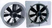 Axial Fans suit low-noise, space-critical applications.