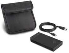 Portable Hard Drive recovers system image and data.