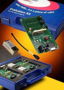 Radio Transceiver simplifies wireless data transmission.