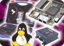 Linux Development Kit works with IXP425 XScale SBC